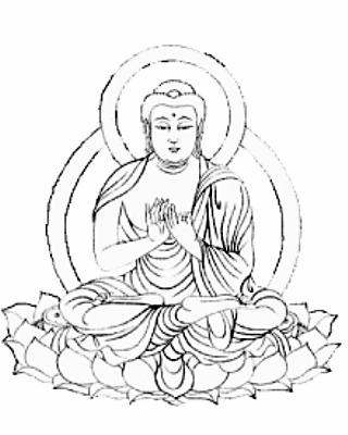 守り本尊・守護神【阿弥陀如来】守護梵字【キリーク】