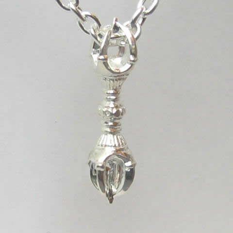 オリジナルシルバー五鈷杵ネックレス