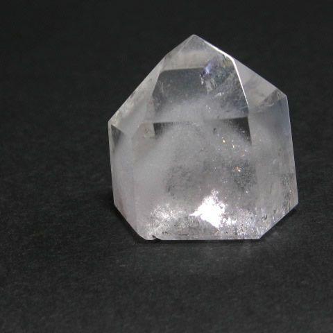 天然水晶のファントムクォーツ(山入りファントム水晶)ポイント原石14