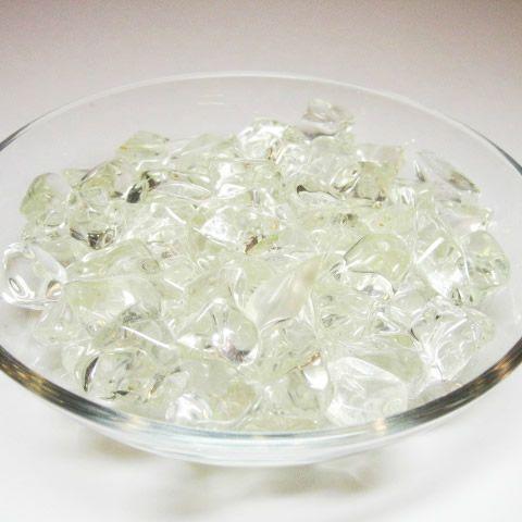 水晶高品質さざれ石(タンブル)500g