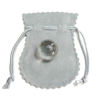 水晶玉・パワーストーン 最高級天然 水晶丸玉18mm