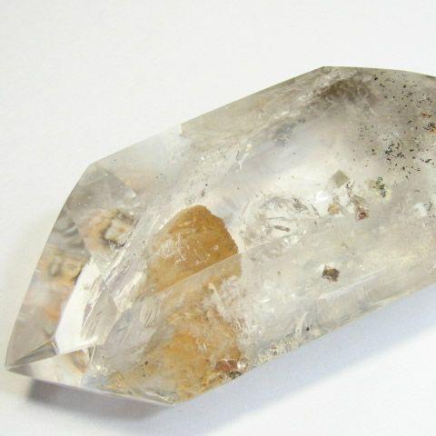 パワーストーンの水入り水晶原石ポイント