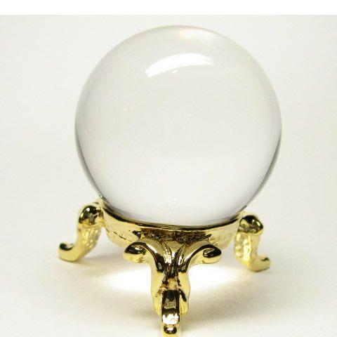 最高級 天然 水晶 丸玉1.4寸 水晶玉天然