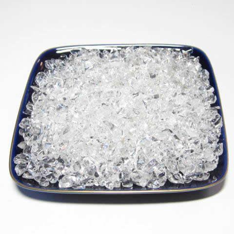 浄化用の高品質の水晶さざれ石200g