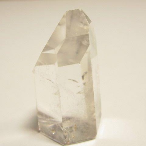 浄化用に水晶原石の水晶ポイント111