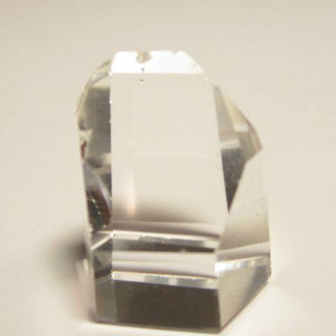 浄化用パワーストーン・水晶六角柱原石・水晶ポイント117